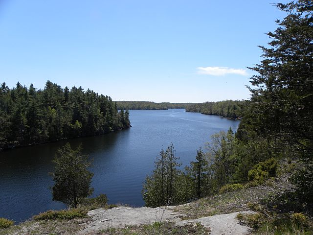 Upper Rock Lake