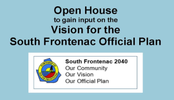 Official Plan Open House