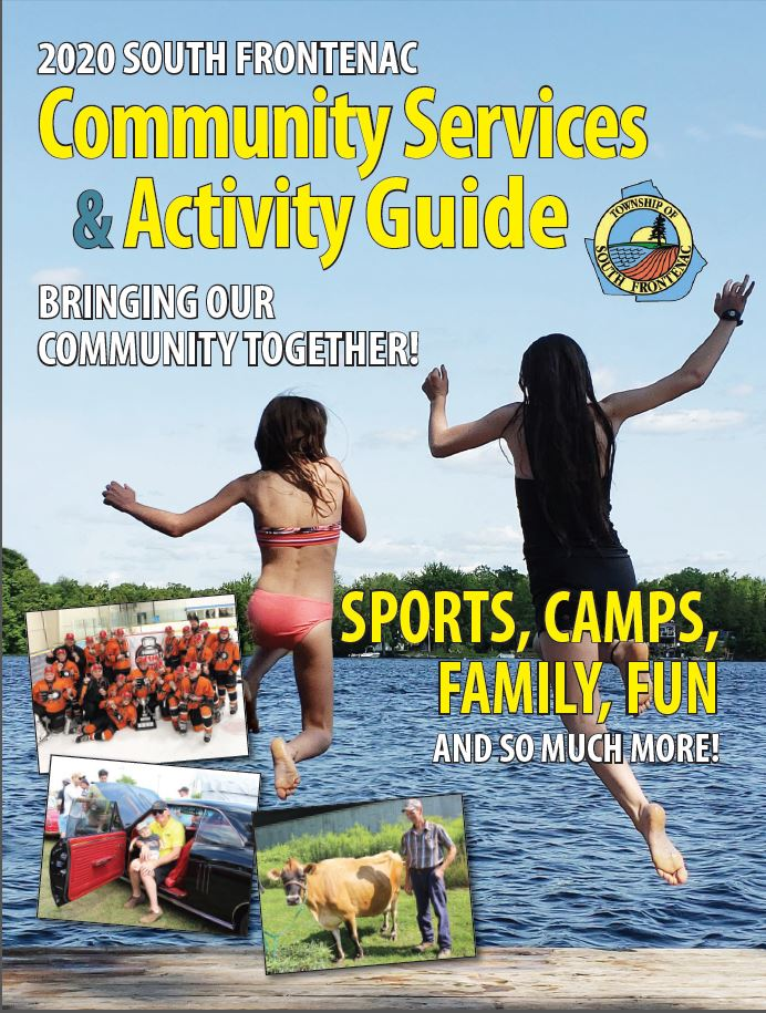 2020 Community Services & Activity Guide